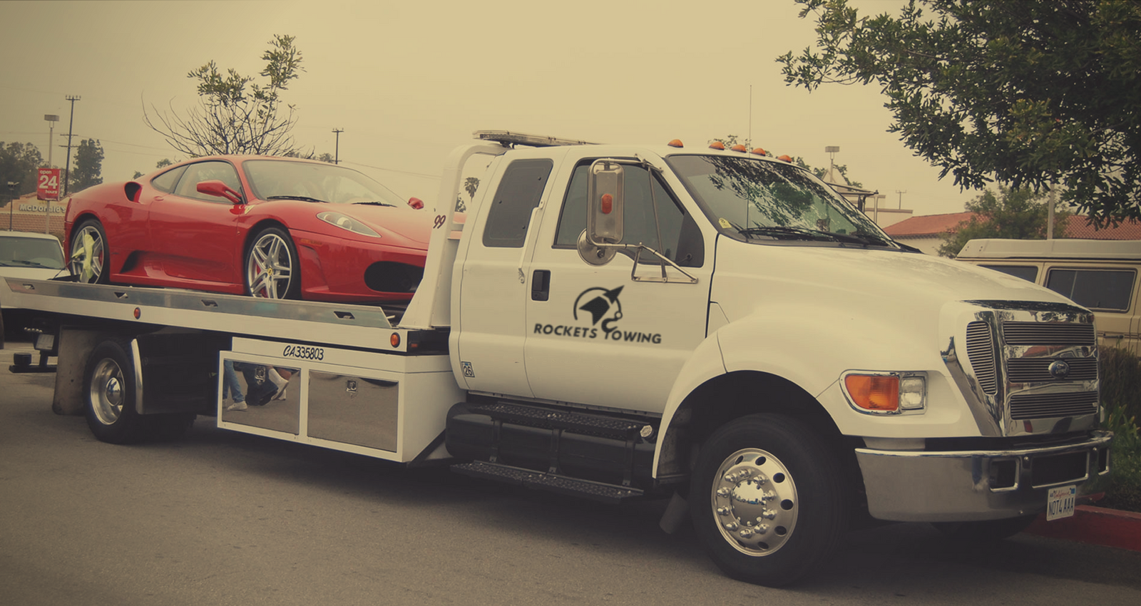 tow truck service Houston TX